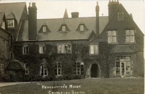 Headmaster's House at Cranleigh School