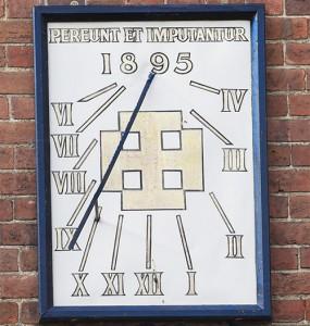 Cranleigh School Sundial