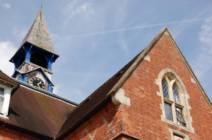 The Clock Tower at Cranleigh School