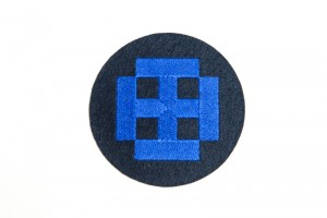 House blazer badge