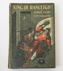 King of Ranleigh - book